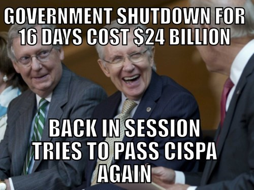 Scumbag Government