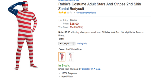 The Perfect Costume for Halloween