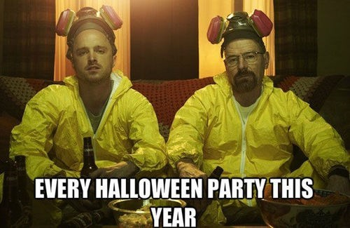 Change It To Heisenween