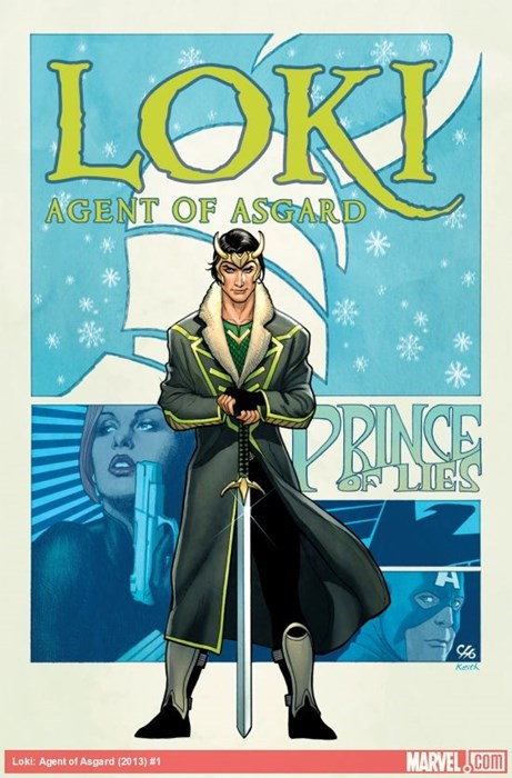 Loki: Agent of Asgard is Bi