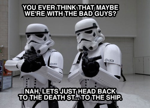 bad guys,star wars,Death Star,stormtrooper