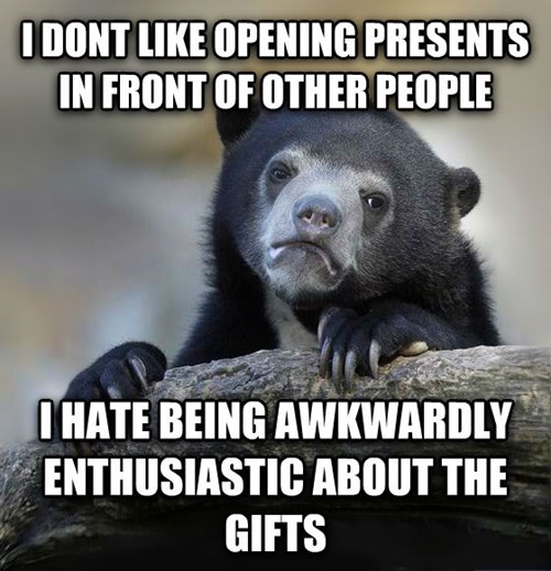 christmas,Memes,Confession Bear