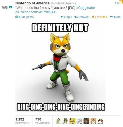 twitter,Star Fox,nintendo