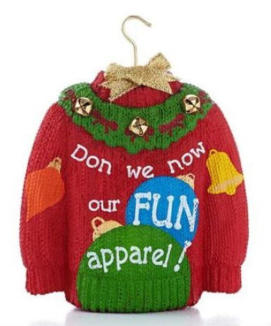 Hallmark Omits Gay Lyric on New Holiday Sweater