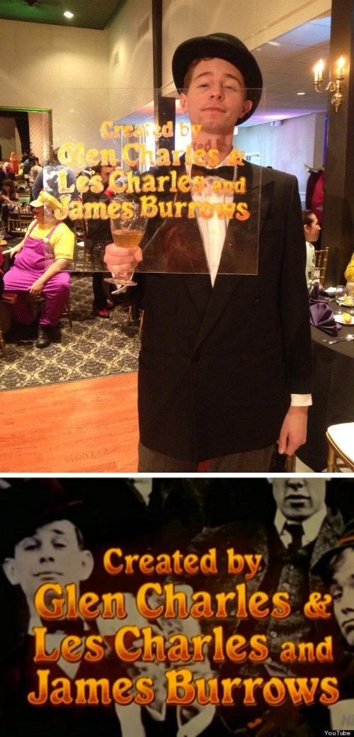 Awesome Cheers Costume