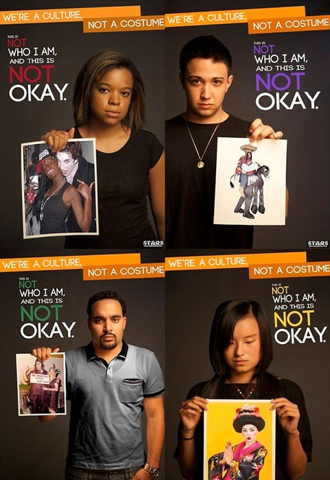 Halloween PSA: These Costumes Are Not Okay
