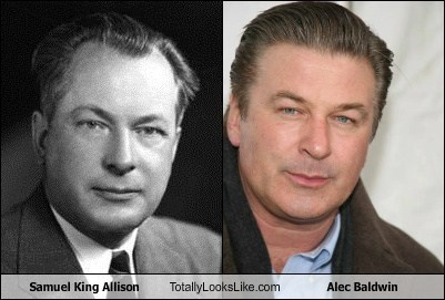 Samuel King Allison Totally Looks Like Alec Baldwin