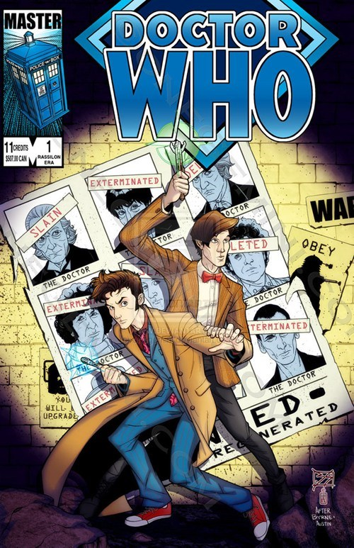 Days of Doctor's Past