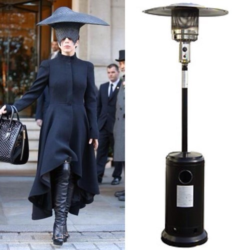 heater,lady gaga,who wore it best