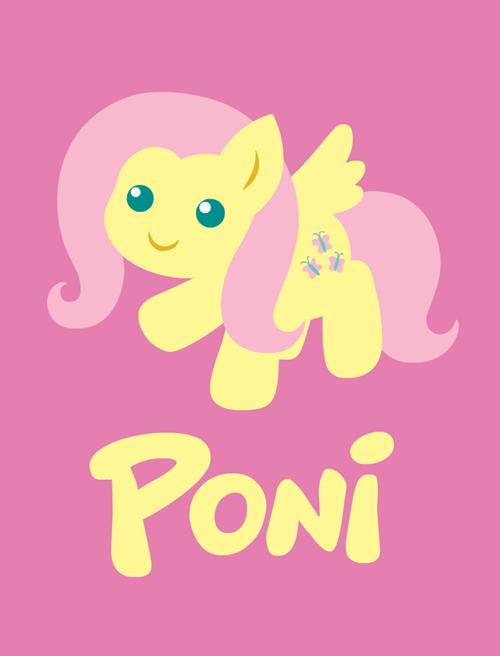 Cute Poni