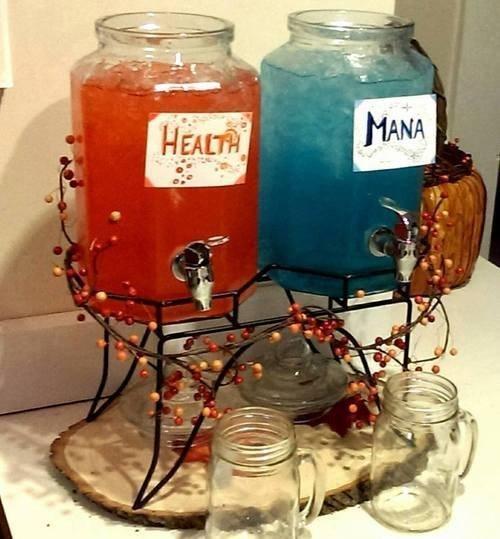 potions,mana,DIY
