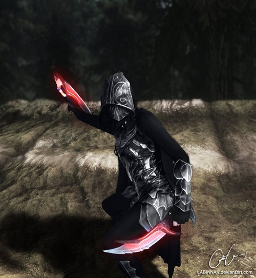 Amazing Nightingale Cosplay
