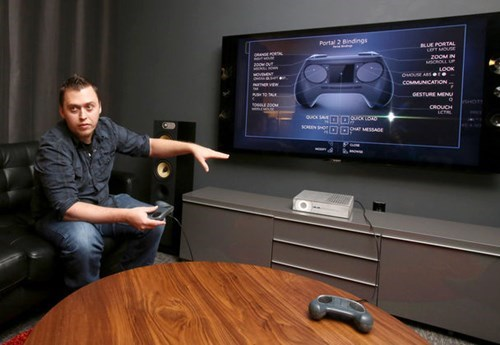 Get a First Look at the Steam Machine