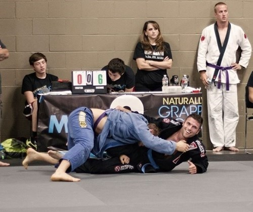 Ridiculously Photogenic Martial Arts