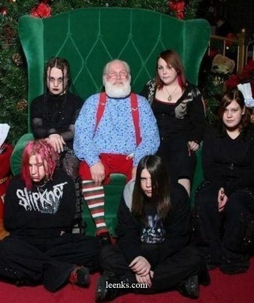 Santas Offspring - The Next Generation