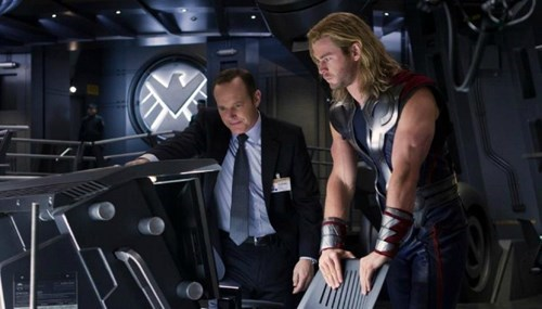 thor 2,crossover,agents of shield
