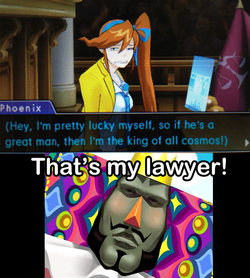Attorney of All Cosmos