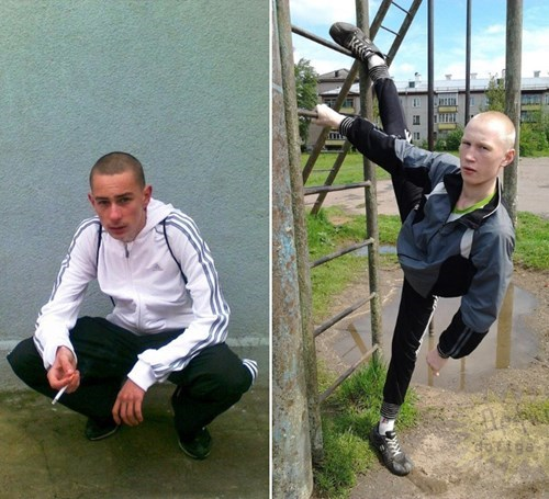 Only on a Russian Dating Site Would Profile Pics Look Like This
