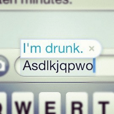 drunk,funny,wtf,texting,g rated,AutocoWrecks