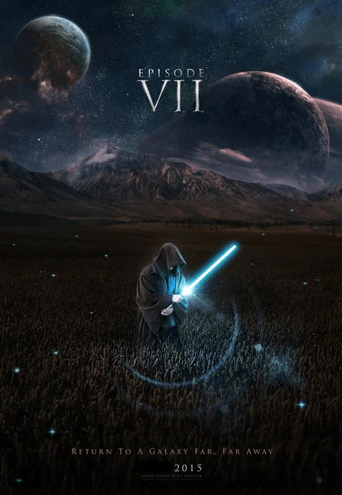 Star Wars VII Gets a Release Date: December 18, 2015
