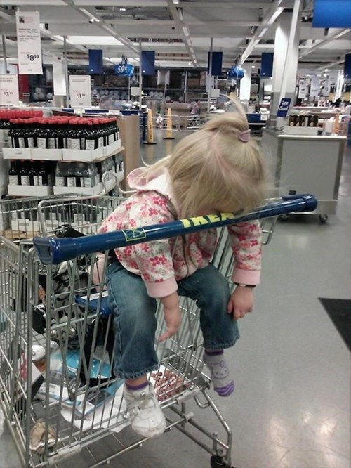 Everyone Feels Like This at Ikea
