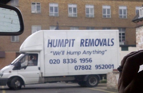Need Something Humped? Libid-It to Us!