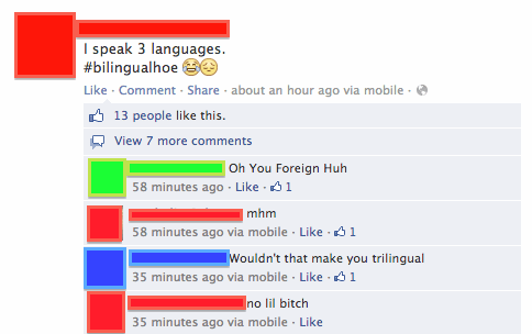 """She Probably Thinks """"Polyglot"""" is a Pokémon"""