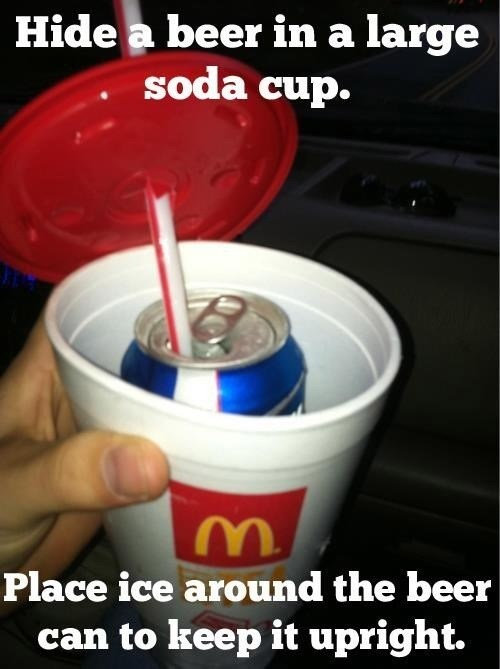 PRO DRINKING TIPS!