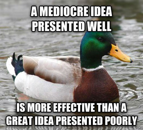 Actual Advice Mallard,ideas