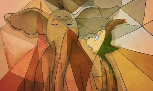 Horton Hears Somebody That He Used To Know