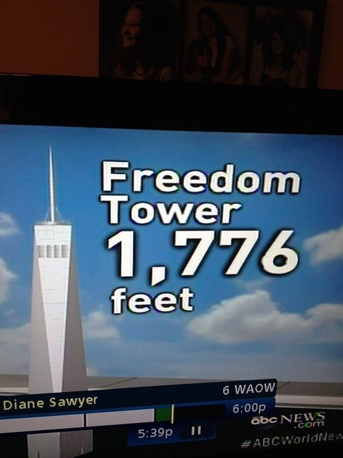 1776,freedom,towers