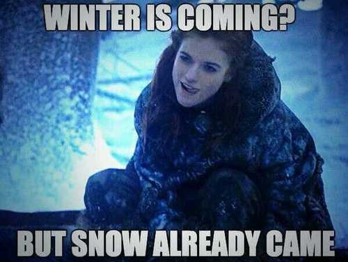 Game of Thrones,Jon Snow,ygritte,Winter Is Coming,that sounds dirty