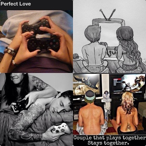 video games,love,relationships