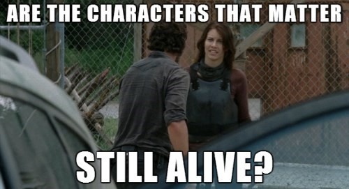 Rick Grimes,important characters,The Walking Dead