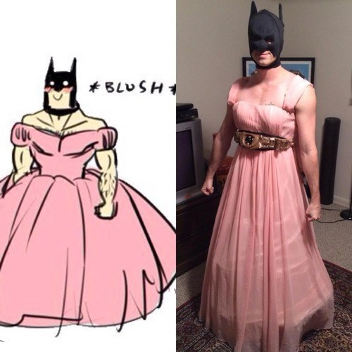 Gotham's Prettiest Superhero