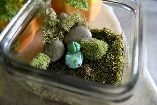 Mini Bulbasaur