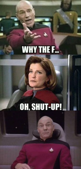 Janeway's Done