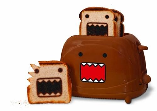 This Adorable Domo Toaster Makes Perfect Domo Toast