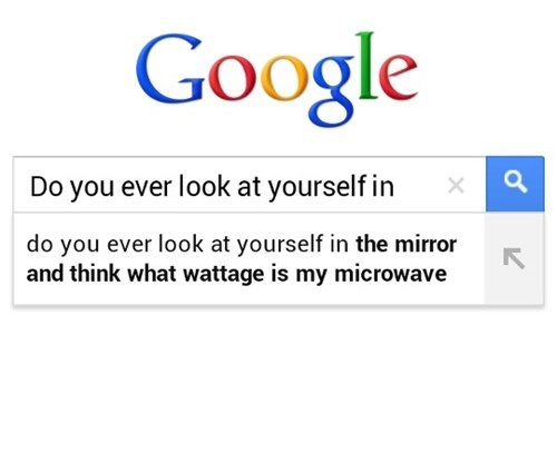 Google Knows What's on Our Minds
