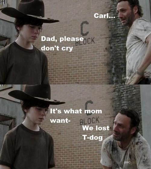 Rick Has His Priorities Straight