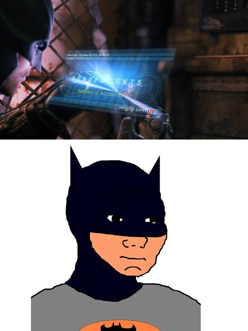 Batman Feels