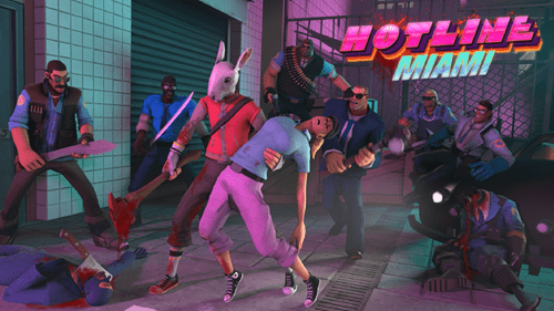 crossover,Team Fortress 2,hotline miami