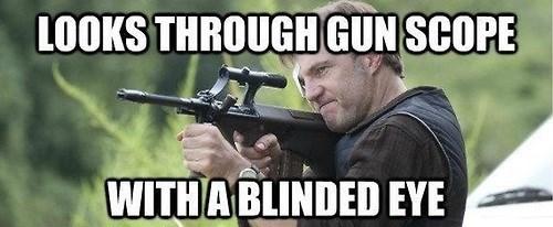 Mad-Eye Governor