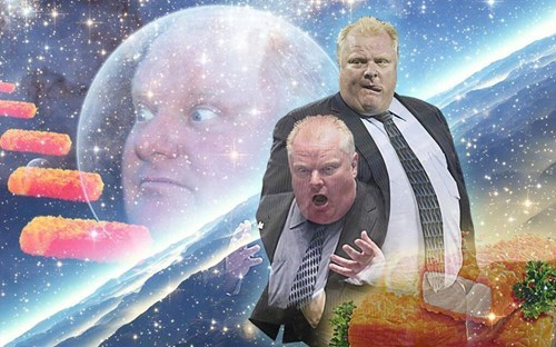 A Glimpse Inside Rob Ford's Mind