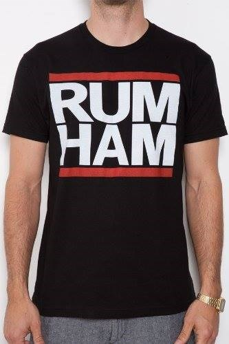 Never Vacation Without Your Rum Ham Shirt