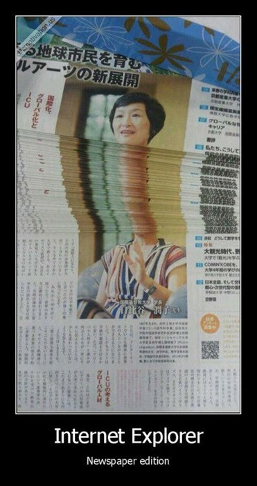 The Paper Is Having Problems Loading