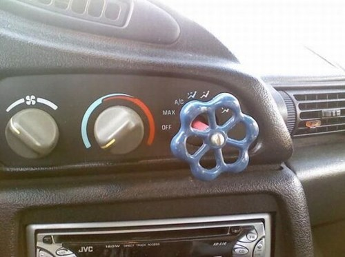 One Knob's as Good as Another
