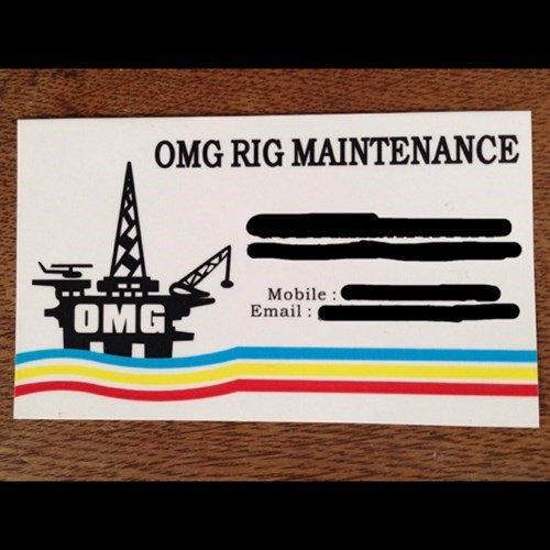 omg,wtf,omg rig maintenance,rig maintenance