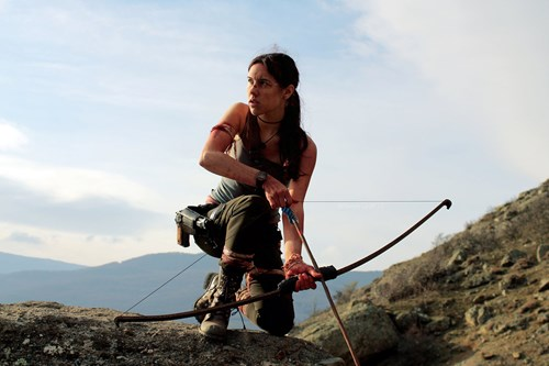 Check Out This Incredible Lara Croft Cosplayer!