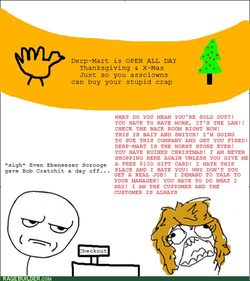 customers,christmas,holidays,retail,ayfkm